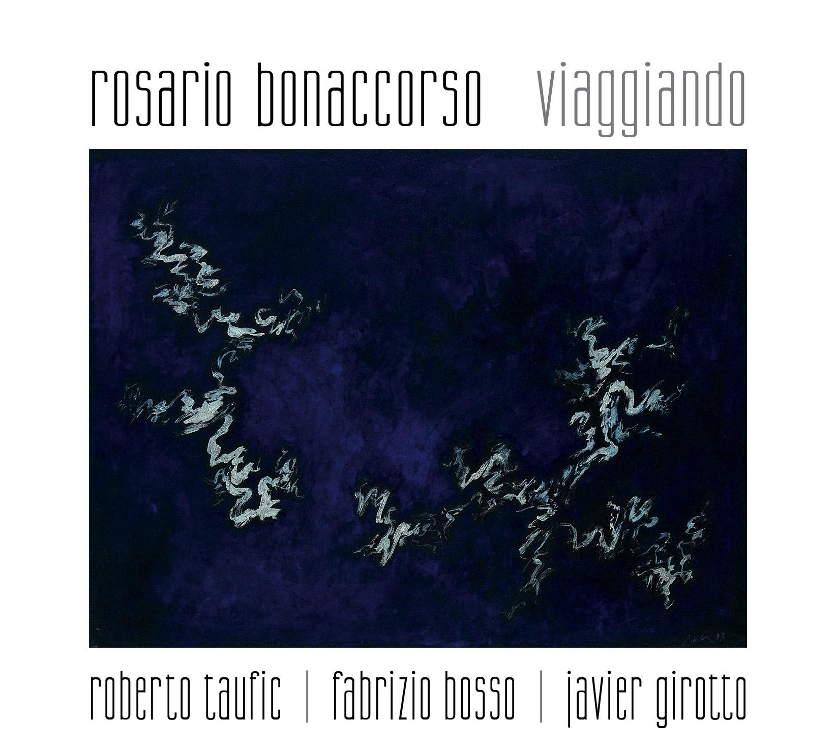 VIAGGIANDO cd cover PRINT 1
